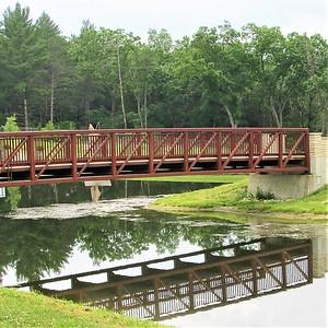 DA10,DT,Bridge at Maquoketo Creek, IA