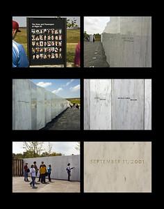 DA118,DJ,Reflection on Patriotism at the Flight 93 Memorial