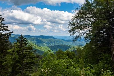 DA110,DN,Smoky Mountain Overlook