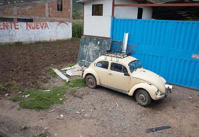 DA093, DT, Herbie Goes to Peru,  Cusco Region, Peru