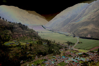 DA093,DA,Sacred Valley in Peru