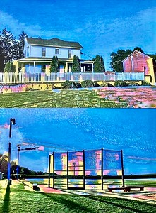 DA117,DA,Field of Dreams in Dyersville Iowa jpg