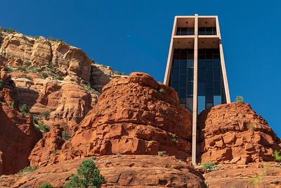 DA110,DT,Chapel of the Holy Cross Sedona AZ