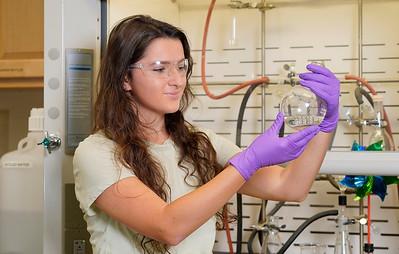 Anna Crowell a GWU 2020 Summer Scholar