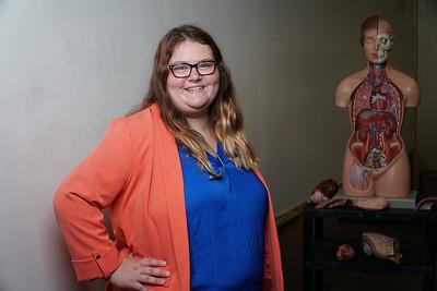 Summer Scholar- Grace Burgin