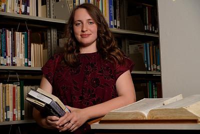 Hannah O'Brien portrait