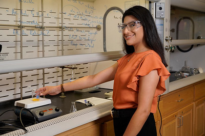 Laura Herrera a GWU 2020 Summer Scholar