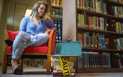 Summer Scholar - Paige Butler