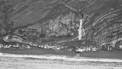 Deception Island lava rock