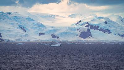 Antarctic Mainland