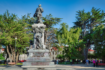 Magellan Monument