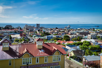View of Punta Arenas