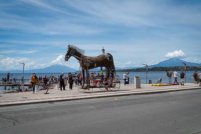 Puerto Varas Artist Exposition
