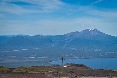 Calbuco Volcano (View from Osorno)