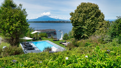 View of Lake Llanquihue