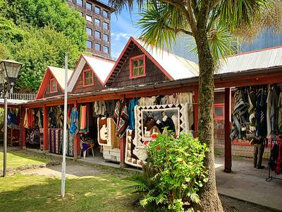 Craft Market in Puerto Varas