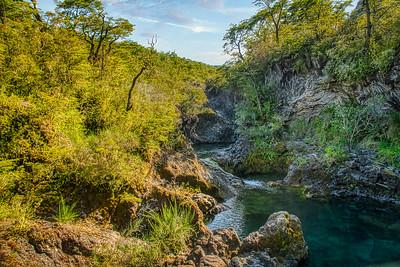 Petrohue River Rapids