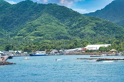 Avatiu Harbor