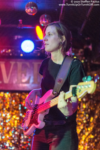Carly Thomas @ Horseshoe Tavern, Toronto, ON, 12-February 2020