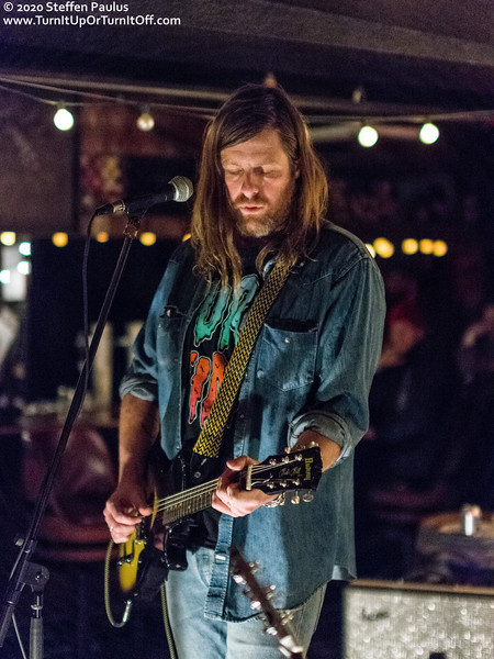 Matt Mays @ Dakota Tavern, Toronto, ON, 24-February 2020