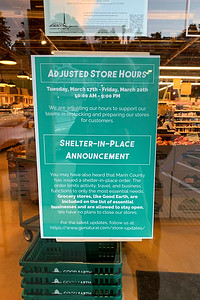 Adjusted Store Hours