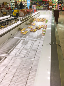 Chicken sold out at almost every local store - Marin County