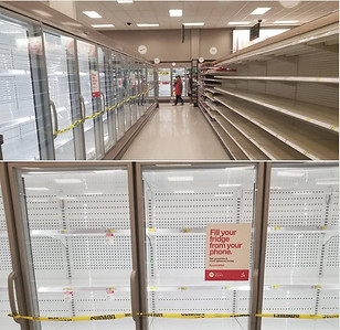 Target on Maui -  17 March 2020