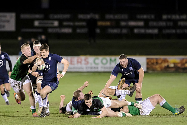 Dalriada Cup, Scotland vs Ireland