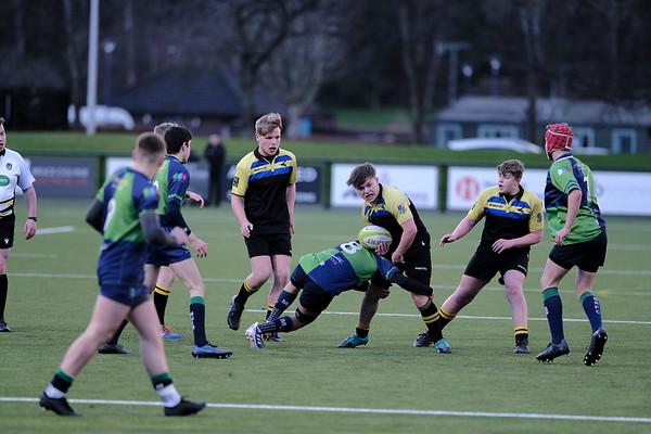 U16 Scottish Cup Quarter Final