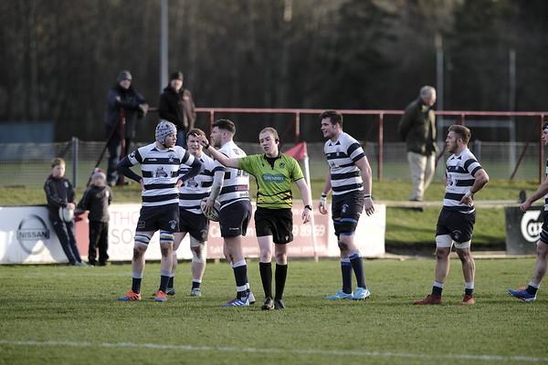 Scottish Cup Quarter Final