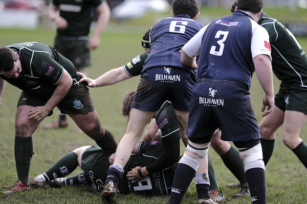 Booker Border League - Rugby
