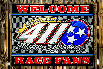 411 Motor Speedway