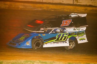 Austin Horton (16) and Mike Marlar (157)