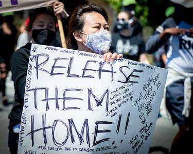 Stephanie Mohan_SanQuentinPrisonProtest ©2020 Stephanie Mohan_DSC_3634