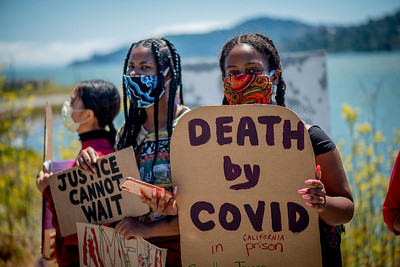 Stephanie Mohan_SanQuentinPrisonProtest ©2020 Stephanie Mohan_DSC_3683