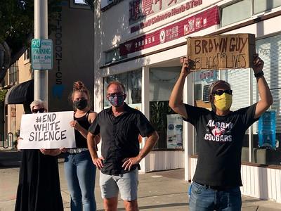 Claim the Avenue for Black Lives    Albany-El Cerrito 1