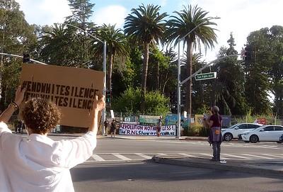 Claim the Avenue for Black Lives    Albany-El Cerrito 14