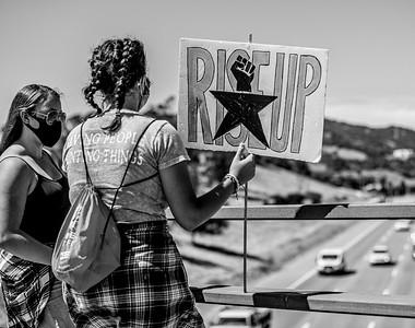© Stephanie Mohan _celebrating black & brown resilience atnit-racist community eventDSC_7867bw