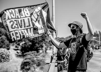 © Stephanie Mohan _celebrating black & brown resilience atnit-racist community eventDSC_7880bw