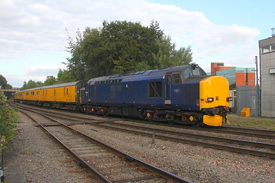 37612 Basingstoke 31/08/20 1Q51 Derby RTC to Eastleigh
