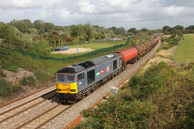 60074 Hungerford 25/08/20 6B33 Theale to Robeston Sidings