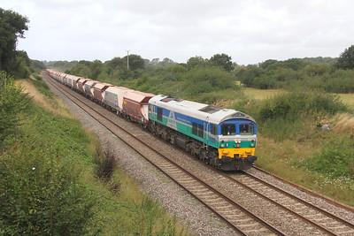 59004 Newbury 21/08/20 6A09 Merehead to Acton