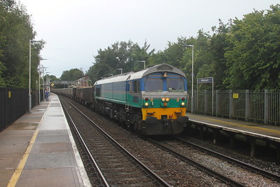 59001 Whitchurch 28/08/20 7V12 Woking to Merehead