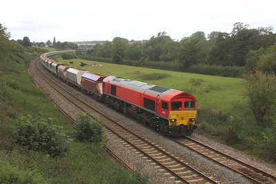 59202 Hungerford 25/08/20 7A77 Merehead to Theale