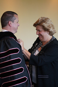 Dr. Downs Inauguration