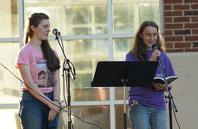 Worship at the Bell Tower