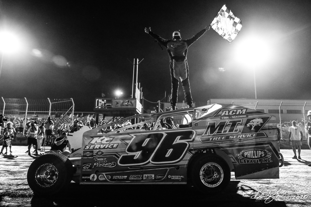 York County Nationals - Bob Hilbert Sportswear Short Track Super Series Fueled By Sunoco - BAPS Motor Speedway - 96 Billy Pauch Jr.