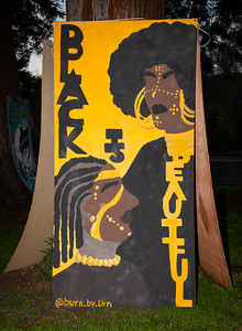 Black is Beautiful - Los Altos - July 3, 2020
