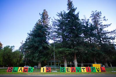 Black is Beautiful - Los Altos - July 3, 2020
