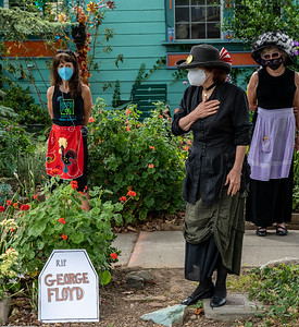 Raging Grannies BLM Protest, 5/31/20